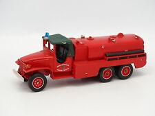 Solido TransKit Type Firetech 1/50 - GMC Grande Citerne Pompiers SDIS