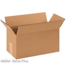 25 - 20 x 10 x 10 Corrugated Shipping Boxes Packing Storage Carton Cardboard Box