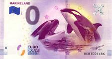 06 ANTIBES Marineland 3, 2019, Billet 0 € Souvenir