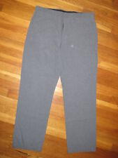 J Crew mens GRAY BEDFORD PANTS chinos straight relaxed dress classic suit 34 32
