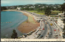 Devon Postcard - Torre Abbey Sands, Torquay  RS3121