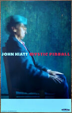 JOHN HIATT Mystic Pinball Ltd Ed New RARE Poster +FREE Bonus Rock/Folk Poster!