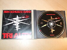 Ben Schultz Band - Triality, Tri Ality (CD) 14 Tracks - Mint/New - Fast Postage