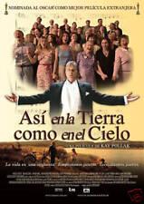 SEALED - ASI EN LA TIERRA COMO EN EL CIELO (AS IT IS IN HEAVEN) DVD NEW