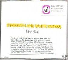 (15S) Stardeath & White Dwarfs, New Heat - DJ CD