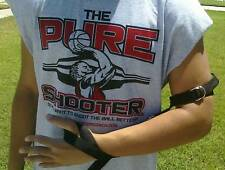 THE PURE SHOOTER STRAP/BASKETBALL SHOOTING TRAINER/ On Sale...lowest price.