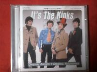 KINKS - IT'S THE KINKS. CD