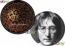 "JOHN LENNON Watching the Wheels / Imagine 12"" inch TURNTABLE platter MAT m"
