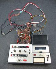 Leslie Speaker Organ Effect Control Panel w/ Tape Player & Sound Recorder Parts