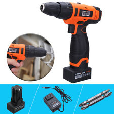 24V Cordless Electric Power Drill Drive Hand Kit Screwdriver 0-1450R/MIN