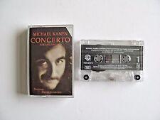 Michael Kamen - Concerto for Saxophone - Cassette