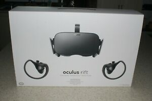 VR Headset Oculus Rift CV1 complete in box, works great!