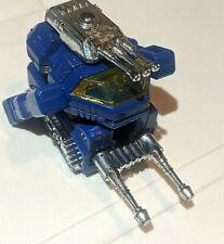 Gobots Tank Mr-02 Complete Go-Bots Tonka 1983 Vintage