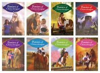 NEW Ponies of Chincoteague Set of 8 Book Series Marguerite Henry Paperback 1 2 3