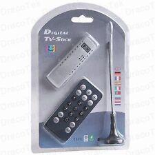 DIGITALE TERRESTRE HDTV USB DECODER DVB-T TV PC NOTEBOOK WA-179DVBT