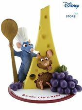 Disney Ratatouille Chef Remy Fromage Resin Figurine New