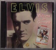 Elvis Presley CD - Welcome In Germany