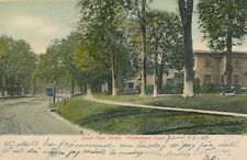 MIDDLETOWN CT – South Main Street – udb – 1907