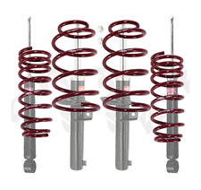 "KYB 4 STRUTS SHOCKS & LOWERING SPRINGS 1.2"" Drop VOLKSWAGEN GTI MK5 06 07 to 14"