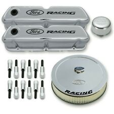 PROFORM 302-510 Ford Racing Dress-Up Kit for SB Ford 289-302-351W Chrome