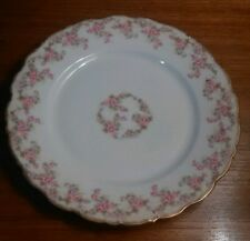 Limoges Elite Works Salad Plate 8 3/4 Inch France