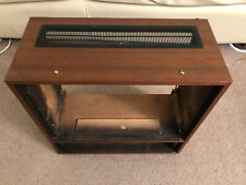 ORIGINAL TEAC WOOD CABINET FOR A-4010/4010S REEL TO REEL DECK with screws & feet