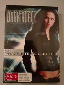 Dark Angel (DVD) Complete Box Set Seasons 1 & 2 - Jessica Alba