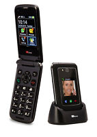 TTfone Titan TT950 Whatsapp 3G Senior Big Button Flip Mobile Phone Android