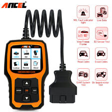 OBD2 Car Code Reader Check Engine Light  Scanner I/M Readiness AD410 Diagnostic