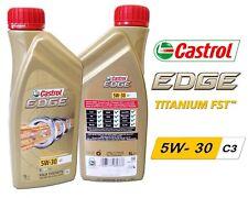 5 LT OLIO MOTORE CASTROL 5W30 EDGE LONGLIFE ACEA C3 504 00/ 507 00