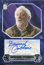 Doctor Who 2015 Autograph Card Bernard Cribbins - Wilfred Mott