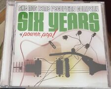 Not Lame 6Th Anniversary Compilation - Six Years Of Power Pop V/A - Cd Like New