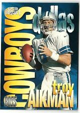 1997 Skybox Impact Boss TROY AIKMAN (ex-mt) Dallas Cowboys