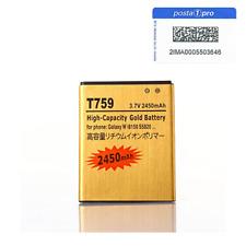 BATTERIA SAMSUNG 2450mAh Galaxy W GT-I8150 Galaxy Xcover GT-S5690 EB484659VU