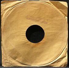 Pochette 78 trs / 78 RPM  tampon Radio Salon, pl. Hôtel de ville, Saint-Quentin