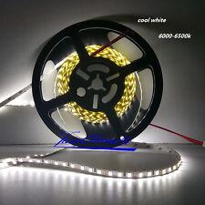 Super Bright 5M 600Leds 2835 SMD  white 3000k 4500k 6500k Flexible LED Strip 12V