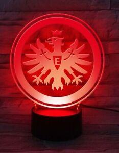 """Eintracht Frankfurt LED-Lampe Nachtlicht  """"Logo"""""""