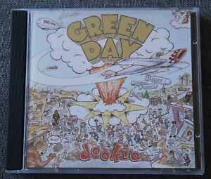Green Day, dookie, CD