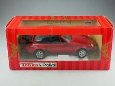 Tonka Polistil 1/16 Porsche 911 Convertible C/Capote Cabrio mit Box 514612
