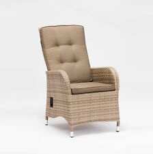 Positionsstuhl Turin/Rabida produziert by LC Wholesaler Gartenstuhl Polyrattan