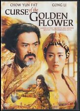 Curse of the Golden Flower (DVD, 2007) a film by Zhang Yimou