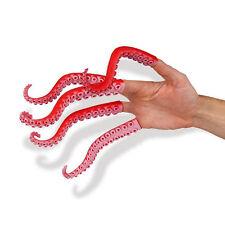 Sea Monster Octopus Squid Kraken Cosplay Finger Puppet Alien Tentacles Set Of 5