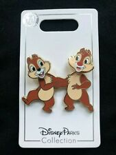 Disney Parks Pin Trading Chip N Dale with Springy Necks