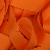 "Grosgrain Ribbon 3 5 or 10 Metre Cut of 3mm - (1/8"") in 64 Plain Solid Colours"