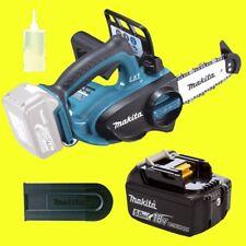 Makita Top Handle - 18 V duc122zt avec Lot de 1 5,0 Ah Batterie Sans Chargeur