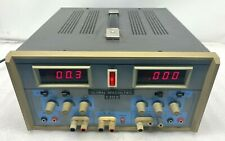 Global Specialties 1302 30v Triple Output Digital Dc Power Supply