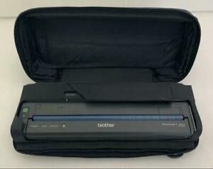brother PocketJeT PJ-663 Small mobile printer with Bluetooth function  thermal