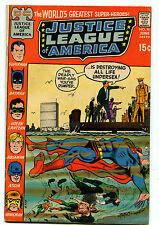 JUSTICE LEAGUE OF AMERICA 90 (5.0) LAST 15 CENT ISSUE BATMAN DC (b045)