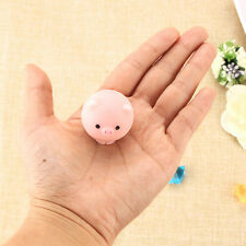 Mini Mochi Cute Pig Ball Squishy Squeeze Healing Abreact Relieve Anxiety Toy