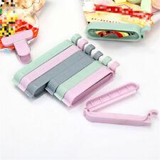 12 Teile / satz Tasche Clips Lebensmittel Aufbewahrungstasche Sealer Mini Vakuum